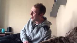 Shaun covers Ed Sheeran