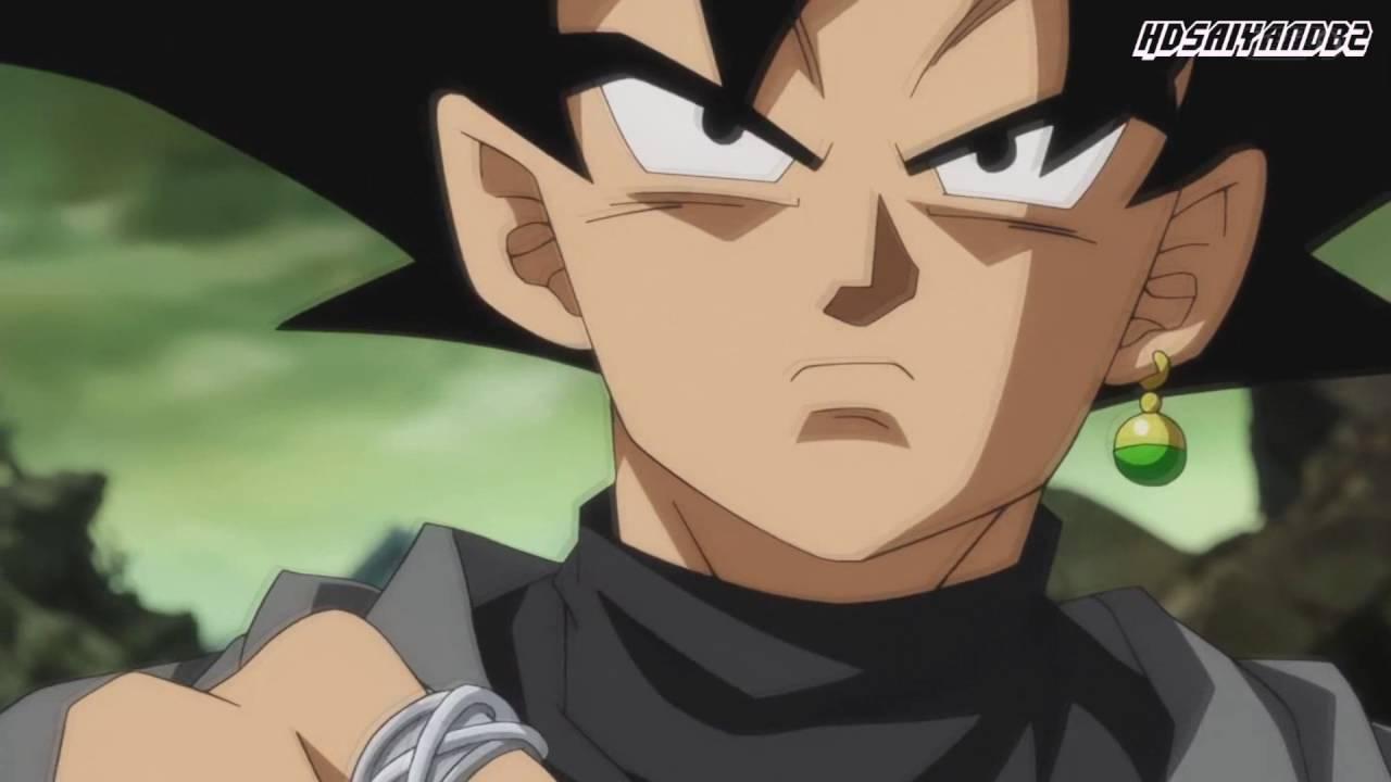 Black Goku Vs Mai  Ejercito Mundial De Resistencia Hd -9191