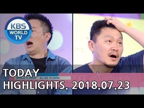 Highlights-Mysterious Personal Shopper E100/Sunny Again Tomorrow E50/Hello Counselor[2018.07.23]