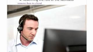 Training Video: Blended Learning Challenge #4: Redefine the Role of Facilitator