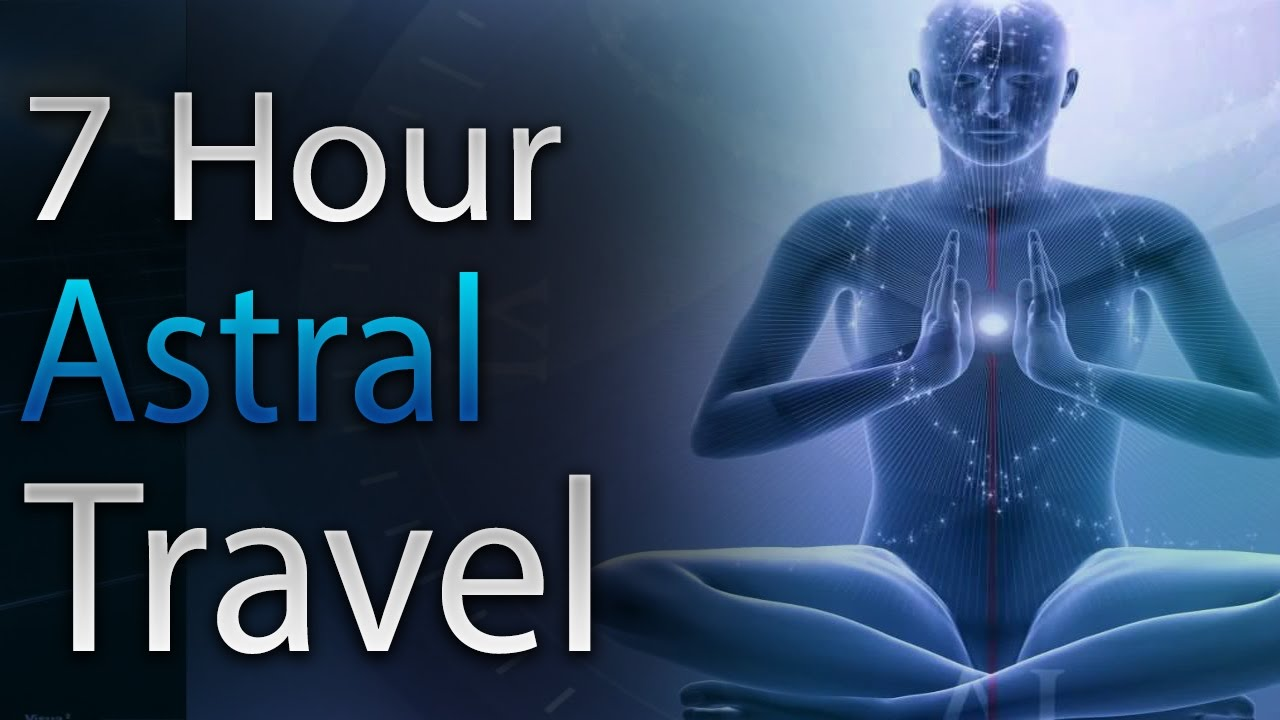 ???? Travel the Astral Planes - ASTRAL PROJECTION SLEEP MUSIC - Binaural Beats Isochronic Tones
