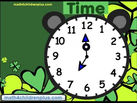 Time Worksheets time worksheets one hour later : Teach kids how to tell the time at half past the hour e.g. 1:30, 2 ...