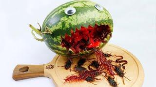 Stop motion Cooking 🌿 How To make PIGGY Food Mukbang 🌿 Funny Videos ASMR Eating 4K