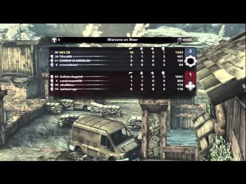 GoW 2-River-Tai-Warzone-Hammerburst-HD