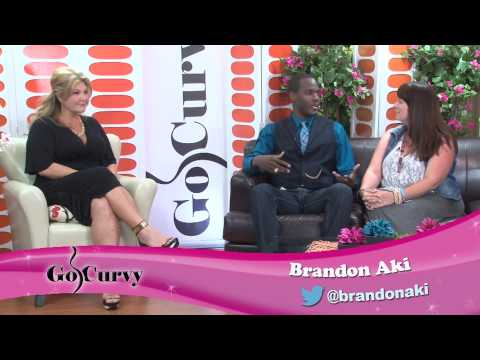 Go Curvy - Dating Expert Brandon Aki