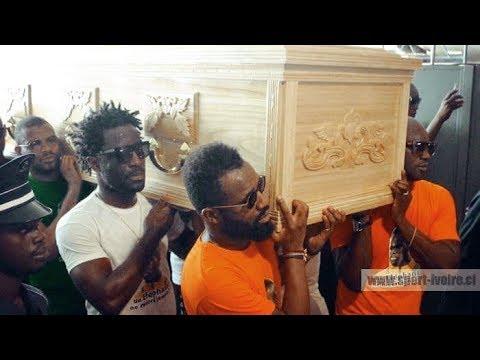 Cheick Tioté: 🐘🇨🇮️ sa famille du football Ivoirien était présente