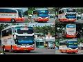 ABANG TUKANG BAKSO Klakson Telolet Bus Harapan Jaya Part 4
