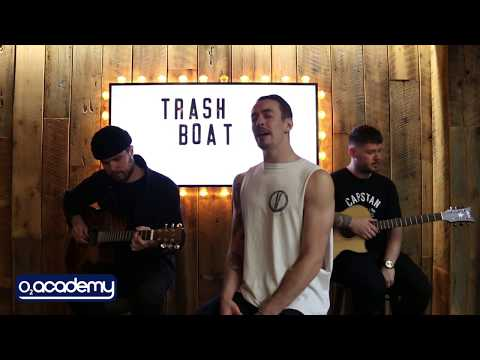 In Session With: Trash Boat - 'Crown Shyness'