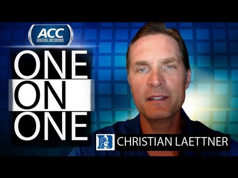 Christian Laettner One-on-One