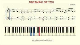 "How To Play Piano: ""Dreaming of You"" by Selena Quintanilla-Pérez"