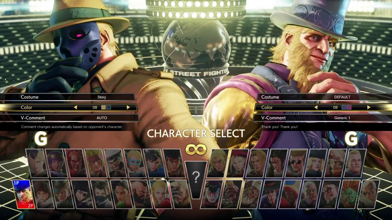 Image result for sfv g is q
