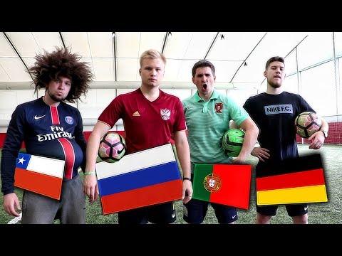 Смотреть КУБОК КОНФЕДЕРАЦИЙ | CONFEDERATION CUP онлайн