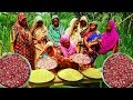 100 Chicken Head & Heart Curry Cooking To Serve Whole Village People With Rice