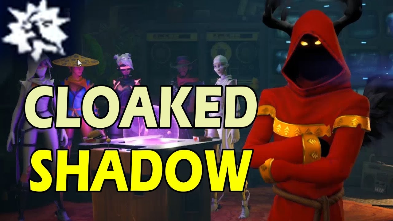 Cloaked Shadow Fortnite Save The World Ballersinfo Com