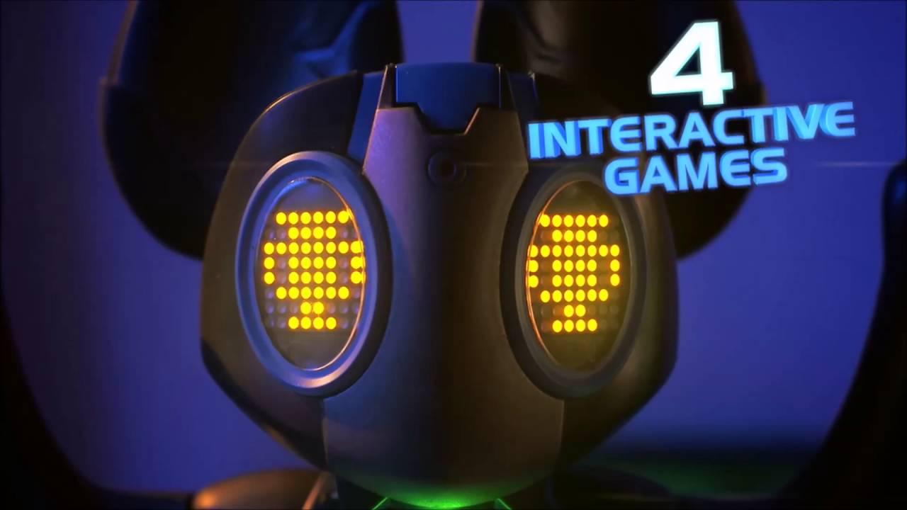 Nocto Bat Interactive Light-Up Bat Toy New