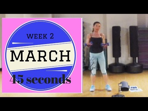 31 Days of Fitness (Week 2) - Easy Fitness and Food Tips with Melissa