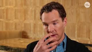 Benedict Cumberbatch opens up about  Patrick Melrose