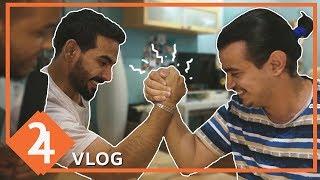 Vlog #3 | كليجة والا حديد ؟