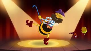 Мультсериал 'Пчелография': Путешествие в удивительную страну (3 серия)