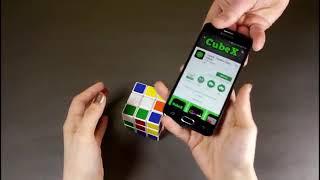 CubeX - Cube Solver