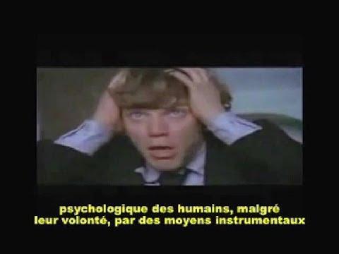 Contrôle à distance de l'être humain par la psycho-technologie informatisée