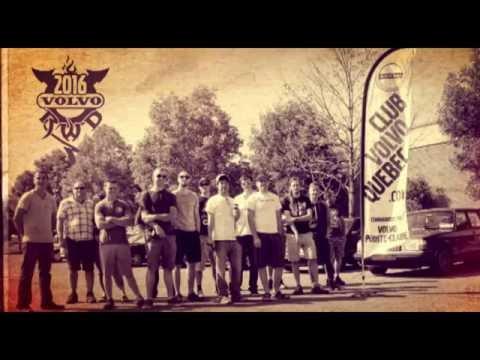 Balade RWD 2016 Club Volvo Québec