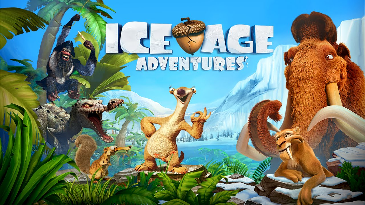 Ice Age Adventures - Game Trailer