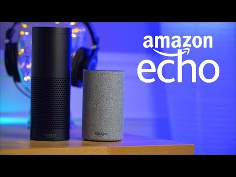 6 NEW FEATURES on the 2nd Generation ECHO - Amazon Echo 2nd Gen Review (4k)