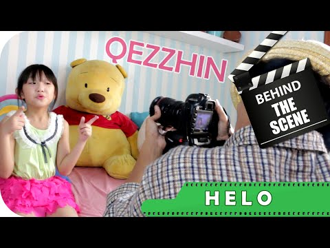 Qezzhin - Behind The Scenes Video Klip Helo - NSTV - TV Musik Indonesia