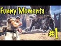 BAZELGEUSE IS DRUNK | Best of Twitch Clips MHW | FUNNY MOMENTS #1