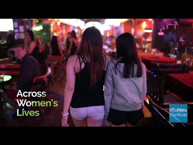 Trafficking underage girls into the sex industry in Thailand