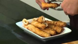 Chương trình dạy nấu món chay Mì căn xào lăn Hướng dẫn: Nguyễn Dzoã...