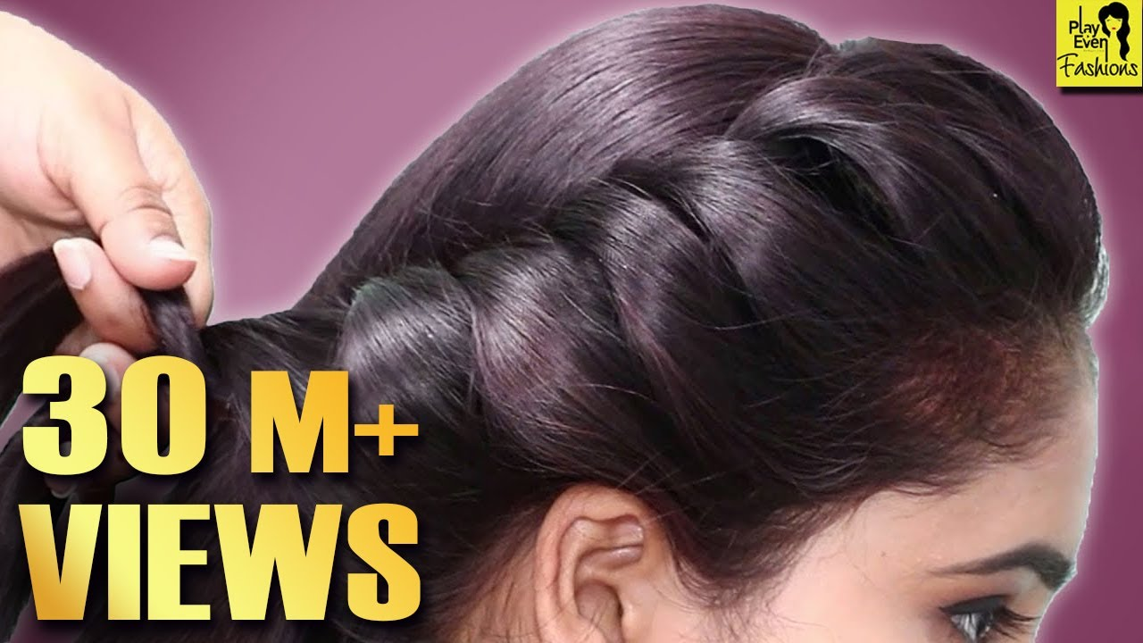 quick & easy juda hairstyle for girls || 2 minute juda hairstyle || cute hairstyle #hairstyles