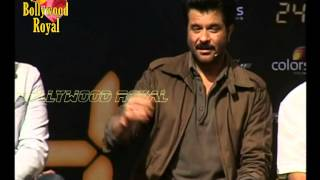 Key cast of Anil Kapoor's '24' at press conference 4