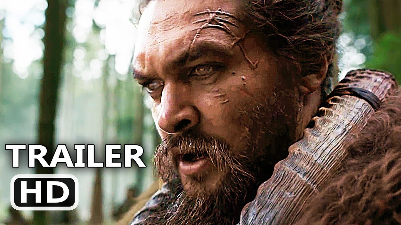 Official Trailer (2019) Jason Momoa, Apple TV Series HD