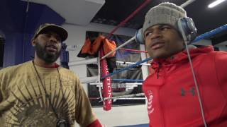 """Meet The Manny Pacquiao """"Pacman"""" of Adrien Broner's Gym EsNews Boxing"""