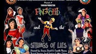 """Pinocchio and the Strings of Lies"" (Piano Medley)"