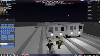 Roblox MTA Here:R68 R Train Driving
