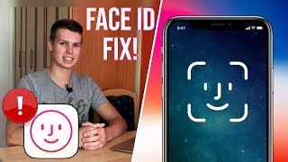 HOW TO FIX FACE ID NOT WORKING and FACE ID NOT AVAILABLE on iPHONE!