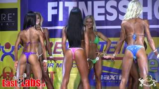 Grand Prix Fitness House 2013   cast 3 bikini
