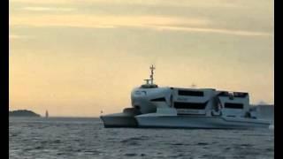 Ferry catamaran Krilo Jet