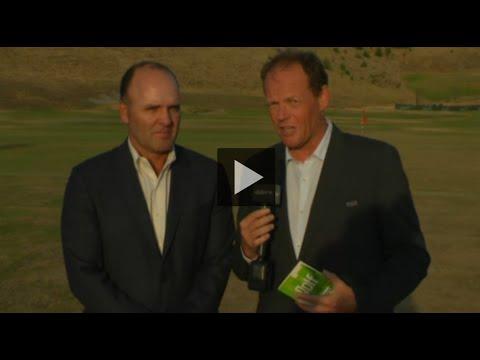 Le Golf des Gets mentionné sur Canal Plus Sport