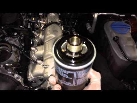 Bluetec oil change funnydog tv for Motor oil for audi q5