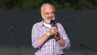 Zdeněk Svěrák na Letné - 23. 6. 2019