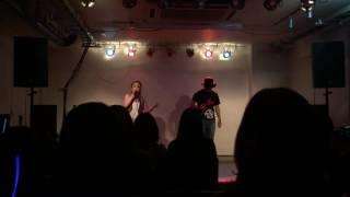 Pandora pt.Ⅱ feat.Tiny(GNR)/内木場圭佑(男はくさいよ)LIVE