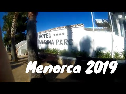 Marina PARC Splash World Menorca 2019