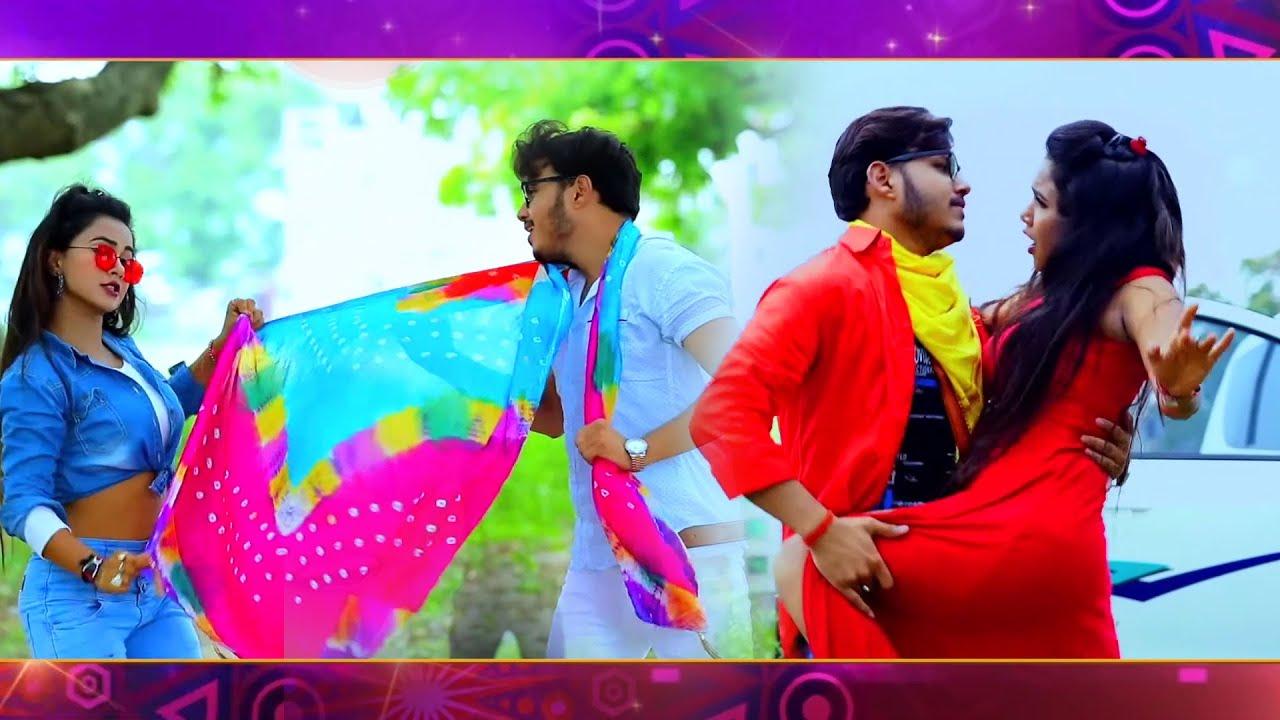 ओढ़नीया के बिना - #Ankush Raja - Divya Aradhya | Odhaniya Ke Bina - DjRemixVideo