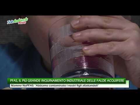 PFAS , il più grande inquinamento industriale delle falde acquifere