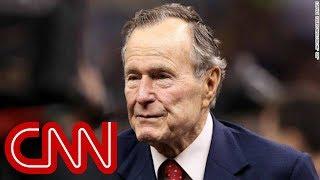 Dr. Sanjay Gupta: Bush could have broken heart syndrome