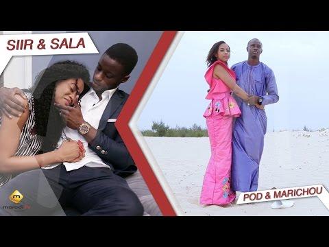 Série Pod et Marichou - SIIR & SALA (Grand résumé)